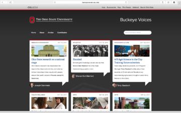 Buckeye Voices